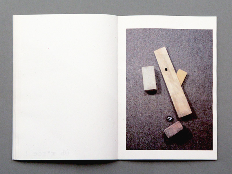 Bestiare moderne - Booklet Interruption & composition 07