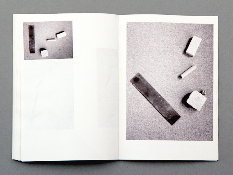 Bestiare moderne - Booklet Interruption & composition 09
