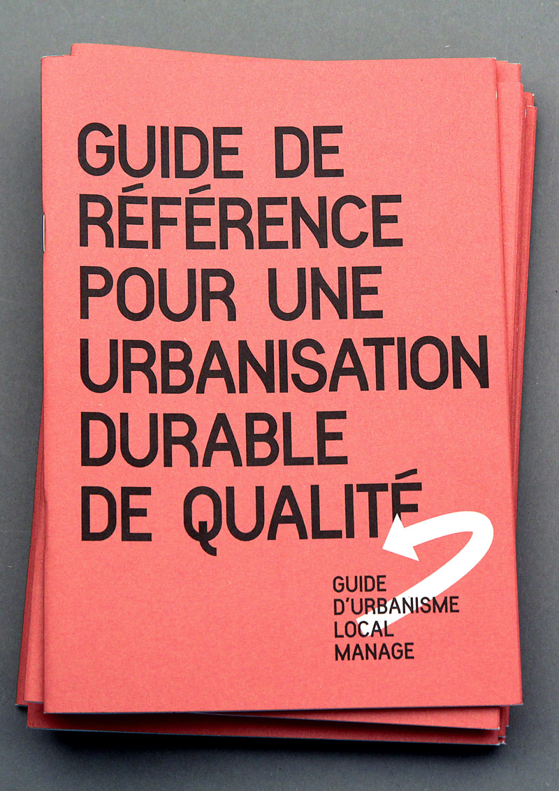Manage - Guide d'urbanisme local